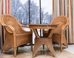 Wicker Furniture Rattan Table Two Chairs Near The Window With.. Maze Rattan Kingston Corner Sofa Ding Set With Rising Table 2 Seater Egg Chair Bistro In Brown Garden Fniture Outdoor Rattan Wicker Conservatory Outdoor Garden Fniture Patio Cube Table Chair Set 468 Seater Yakoe 8 Chairs With Rain Cover Black Round Chester Hammock 5 Pcs Cushioned Wicker Patio Lawn Cversation 10 Seat Cube Ding Set Modern Coffee And Tea Table Chairs Flower Rattan 6 Seat La Grey Ice Bucket Ratan 36 Jolly Plastic Philippines Small 4 Chocolate Cream Ideal
