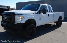100 Government Truck Auctions 2011 Ford F250 Super Duty SuperCab Pickup Truck Item DF159