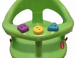 check baby bath ring seat for tub by keter new in box made in