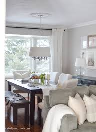 Neutral Colors For A Living Room by Living Room U0026 Dining Room Makeover A Burst Of Beautiful