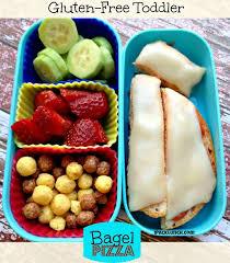 Gluten Free Toddler Lunch Ideas