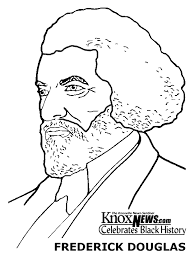 African American Printable Coloring Pages