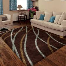 Brown Carpet Living Room Ideas by Decoration Carpet Remnant Rugs In Brown With Ivory Sectional Sofa