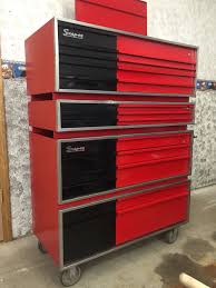 100 Snap On Truck Tool Box Restored Vintage On Tool Chest