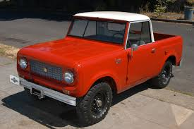 International Scout | International Harvester Scout | Pinterest ...