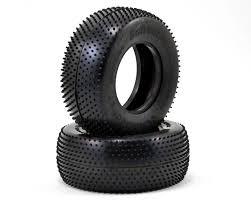 100 Good Truck Tires Schumacher Mini Pin Short Course 2 Silver