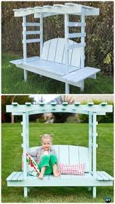diy sturdy garden bench free building plans farmhouse design