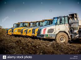 100 Construction Trucks Trucks On Site Stock Photo 56883461 Alamy