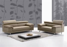 Brown Leather Couch Decor by Living Room Cute Image Of Living Room Design And Decoration Using