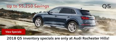 100 Lake Orion Truck Accessories Audi Rochester Hills Audi Dealership In Rochester Hills MI