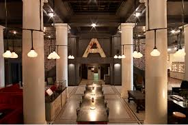 Breslin Bar Dining Room New York City by Ace Hotel New York Midtown Manhattan Hotel Nyc Hotel