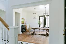 Unparalleled House Entryway The Modern Farmhouse Project Dining Room Of