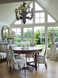 Rustic Chic Dining Room Ideas by 30 Unassumingly Chic Farmhouse Style Dining Room Ideas