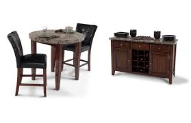 montibello round dining room collection bob s discount furniture