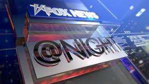 Fox News Night Goes With Heavy Hitting Music Glassy Look