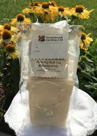 Sunflower Bath Gift Set by New Chamomile Lemongrass Foaming Bath Tea And Scrub Blend