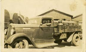 100 Truck Driving Company Florida Memory Collins Taylor Driving A Dodge Truck For The Gulf