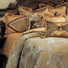 Michael Amini Elizabeth Luxury Bedding Set CMW Sheets & Bedding