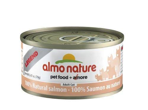 Almo Nature Salmon Cat Food