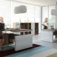 bureaux de direction direction mito réglable en hauteur avec armoire desserte