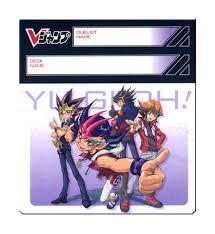 Yuma Tsukumo Deck Manga by Yugioh Generations Yugi Jaden Yusei Yuma Paper Deck Box Card