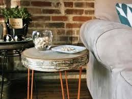 Make Outdoor End Table by How To Make Mixed Media End Tables Danmade Watch Dan Faires
