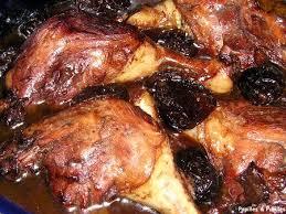 comment cuisiner des cuisses de canard confites cuisses de canard aux pruneaux