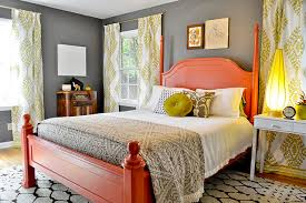 Coral Color Interior Design by 7 Interior Design U201crules U201d You Should Totally Break Gray Walls