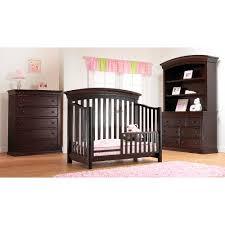 Babi Italia Dresser White by Sorelle Cape Cod Crib N Changer With Toddler Rail Home