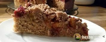 pflaumenkuchen mit streusel vegan sojafrei hexenlabor