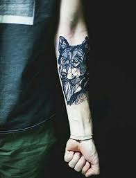 Awesome Wolf Tattoos Their Symbolic Meanings Historical Background Placement Designs Include Tribal And Howling Wolves Head Paw