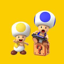 Mario Kart Coloriage Toad Le Champignon