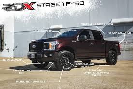 RAD Truck Packages For 4x4 And 2wd Trucks Lift Kits And Wheels And ...