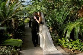 Incredible Ann Arbor Botanical Garden Conservatory Wedding