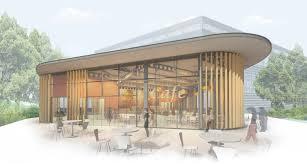 100 A Architecture Uxbridge Pavilion Receives Planning Consent Dna Architects