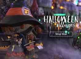 Dept 56 Halloween Village by Christmas Figurines And Collectibles Bronner U0027s Christmas Wonderland