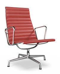 Vitra Aluminium Group EA 116, Chrome-plated, Leather, Red By ... Vladimir Kagan For Preview Biomorphic Freeform Minimalist Armchairs A Pair Sofa By Vitra Stylepark Ottoman Samsonite Lisbon Bonded Leather Chair Oklahoma Sooners Metallic Logo Auto Emblem Push Pull Bronze Cast Door Handle With Brutalist Relief Zurich Mesh Office Replica Isamu Noguchi Quality Design Diiiz Coact Modular Lounge Balances Structure And Freeform Nakashima Fniture Tables Chairs More 219 For Sale At