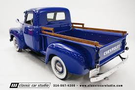 1950 Chevrolet 3100 Pickup | Classic Car Studio 1950 Chevrolet 3100 Pickup Classic Car Studio Chevy Truck Wallpapers 50 Images Pickup Custom For The Best In Car Care Products Click Genuine Rawhide Leatherwrapped Rod Authority 1952 47484950525354 Hot Custom Vintage Ratrod Ford Mopar Gasser Tshirts 50 Network Restomod Doug Jenkins Garage Proline Early 50s Painted Blue Body 325500 An Old Chevy Truck In Sep 2009 A 194850 Truck Flickr Tci Eeering 471954 Suspension 4link Leaf Beautiful Orange Taken At T