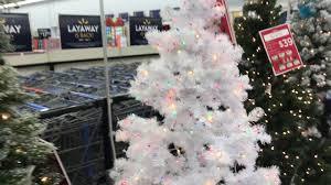 4ft Christmas Tree Walmart by Really Nice Christmas Trees At Walmart Youtube