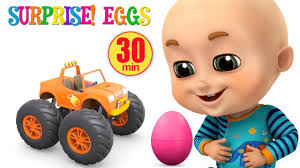 Surprise Eggs | Monster Trucks Toys For Kids | Surprise Eggs ... Monster Truck Toys Test Drive Bmw Video For Children Trucks Hauler Hauls 6 Six 4x4 Monster Truck And Playing With Jams Grave Digger Remote Control Unboxing Sonuva Jam Diecast Toy Youtube Cars Xl Talking Lightning Mcqueen In Trucks Collection Mud Videos Stunt Videos For Kids Captain America Iron Man Hot Wheels Avenger 124 Diecast Vehicle Shop Kids Monster Trucks Blaze Learn Numbers Toddlers Join The Amazing Adventure Max Spiderman Vs Disney Cars Toys Pixar