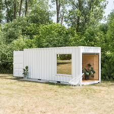 100 Shipping Container Studio MotorCove