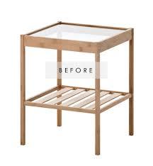 Ikea Trysil Dresser Hack by Ikea Bedside Table Hack