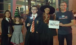 Halloween At Hogwarts Phoenix Symphony by At Hogwarts Phoenix Symphony