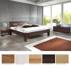 schlafzimmer brig buche massivholzbett auswahl lowboard nako futonbett