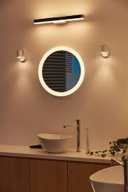 sieben neue leuchten für die morgen und abendroutine im bad