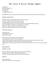 Cdl Driver Resume New Nursing Student Resume With No Experience ...