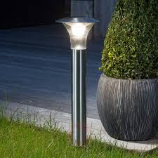 Jolin ground spike light with LED solar operated