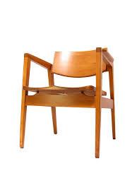 Wh Gunlocke Chair Co Wayland by Gunlocke Danish Modern Stacking Arm Chairs Wood By Themarvelarium