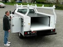 pace edwards tonneau cover utility bedlocker for service truck