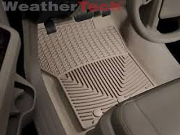 Weathertech Floor Mats 2015 F250 by Weathertech All Weather Floor Mats For Ford Expedition El 2007